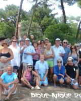 Pique nique au Mimbeau 2015