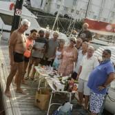 Sortie voile La Rochelle juillet 17