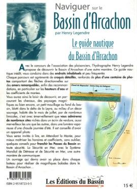 Le guide Nautique du Bassin d'Arcachon